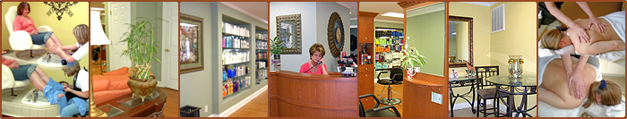 a look around hair gallery and day spa